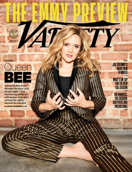 samantha-bee-variety-cover