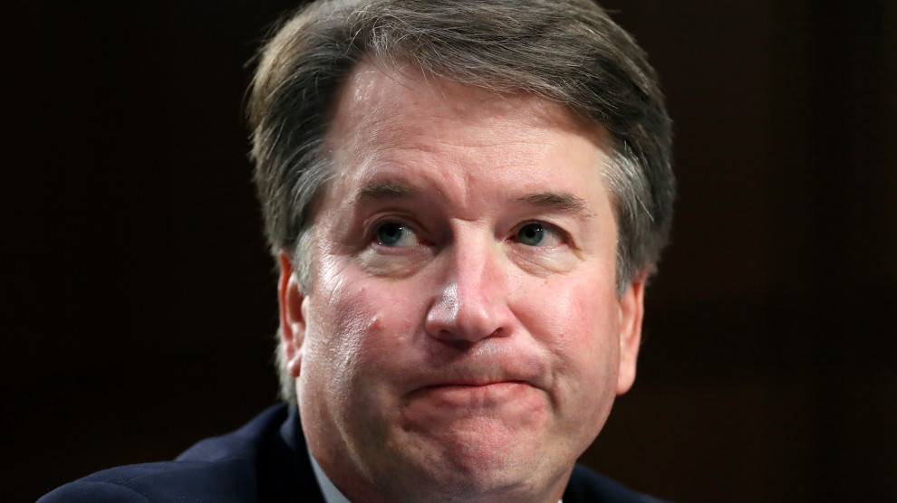 The Nation – Kavanaugh School Friend Write Book About His