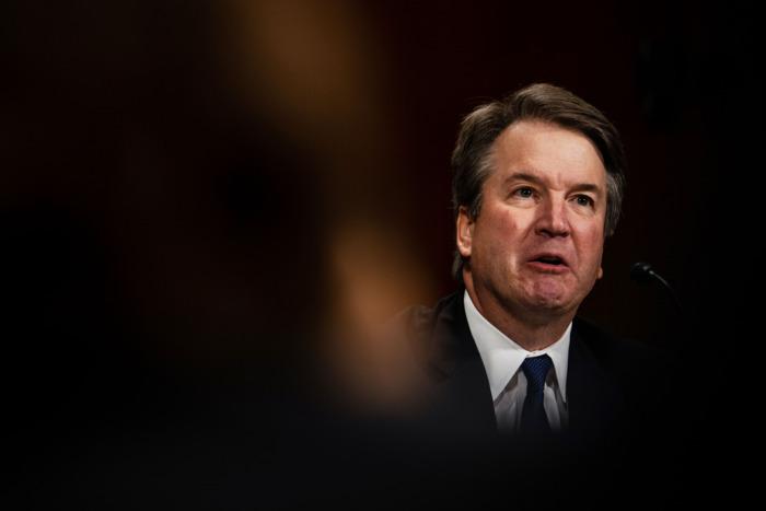 NYMag – Brett Kavanaugh's Partisan Rage At the Judicial