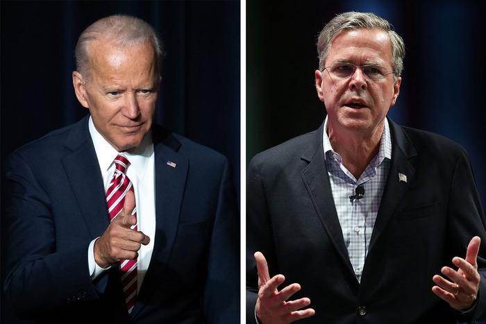 NYMag – Joe  Biden 2020 Race Smells Like Jeb Bush in 2016